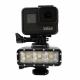 Telesin Underwater Light for GoPro with HERO7 Black