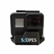 GoPro Camera Holder Rogeti Slopes Black Edition with HERO7 Black