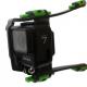 Крепление GoPro на стропы кайта CAMRIG установлена HERO7 Black