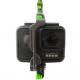 Крепление GoPro на стропы кайта CAMRIG с камерой HERO7 Black крупный план