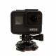 Кріплення на шолом поворотне 360° з камерою HERO7 Black