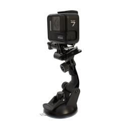 Крепление присоска на стекло для GoPro
