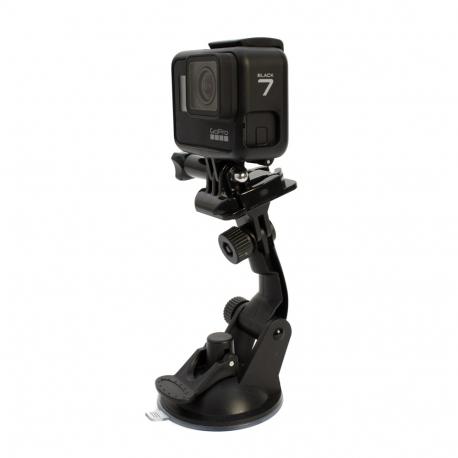 Крепление присоска на стекло для GoPro с камерой HERO7 Black