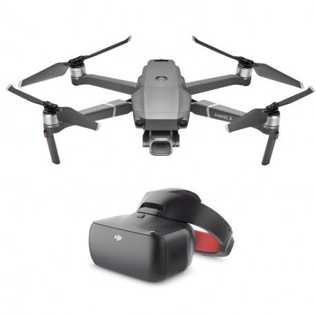 Квадрокоптер DJI Mavic 2 Pro + DJI Goggles Racing Edition, главный вид