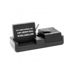 Универсальное зарядное устройство для GoPro HERO 3 и 3+/4