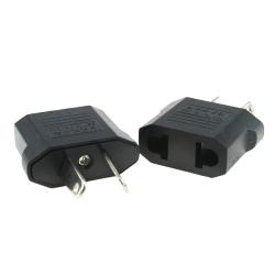 EU/US to AU/CN type I plug adapter