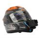 Крепление для GoPro на подбородок мотошлема, на шлеме