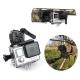 Спортивное крепление для GoPro на оружие, удочки и арбалеты (способы применения)