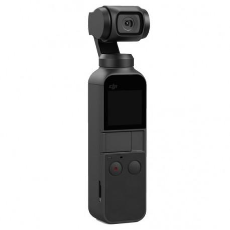 DJI OSMO Pocket handheld camera gimbal, overall plan
