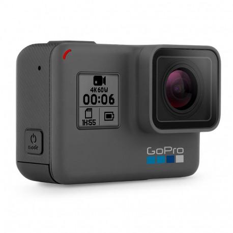 Экшн-камера GoPro HERO6 Black (без коробки), главный вид