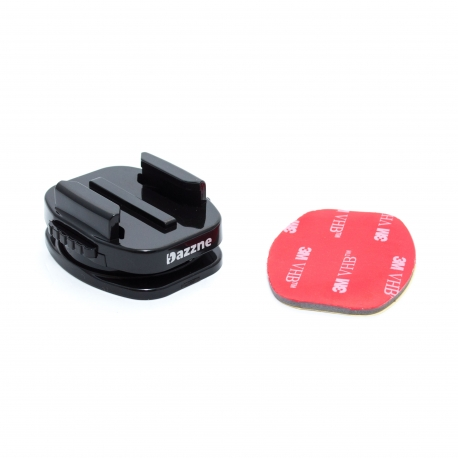 360° rotating flat adhesive mount for GoPro