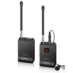 Беспроводная УКВ микрофонная система BOYA BY-WFM12