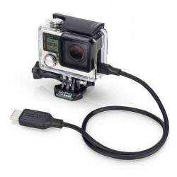 Original GoPro HERO3, HERO4 MiniUSB Cable