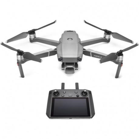 Квадрокоптер DJI Mavic 2 Pro с пультом Smart Controller, главный вид