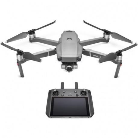 Квадрокоптер DJI Mavic 2 Zoom с пультом Smart Controller, главный вид