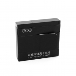 Аккумулятор для Xiaomi Yi (AZ13-1) (вид спереди)