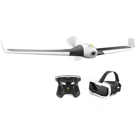Беспилотный самолет Parrot Disco Pro с очками FPV Cockpitglasses 2, главный вид