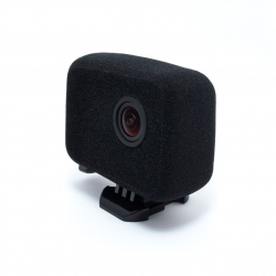 Microphone wind protector for GoPro - Acoustic Sock