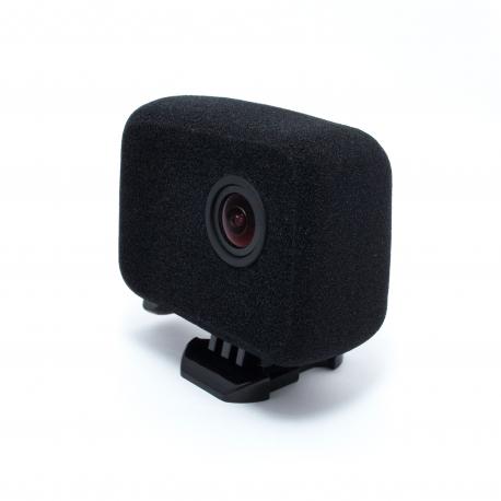 Защита микрофона GoPro от ветра - Acoustic Sock (вид справа)