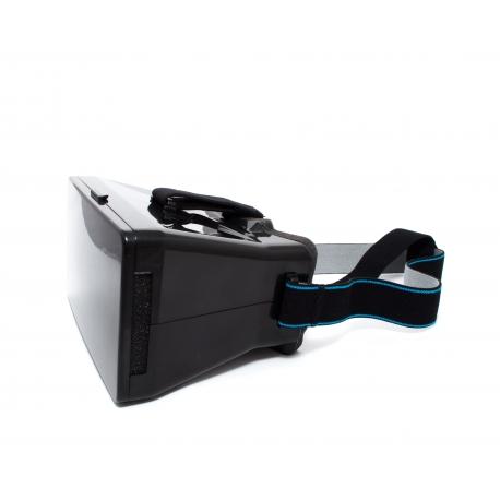 Окуляри віртуальної реальності для смартфону (вигляд збоку)