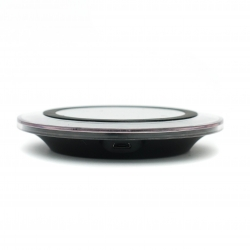 Бездротовий зарядний пристрій QI для Samsung (білий)