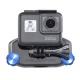 Крепление на лямку рюкзака PolarPro Strap Mount для GoPro, фронтальный вид