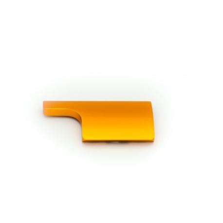 Алюминиевая защелка бокса для GoPro 4 - Lock Buckle (золотой)