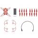 Ryze Tech Tello Quadcopter (Iron Man Edition), equipment