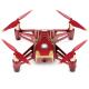 Ryze Tech Tello Quadcopter (Iron Man Edition), front view