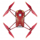 Ryze Tech Tello Quadcopter (Iron Man Edition), view from above
