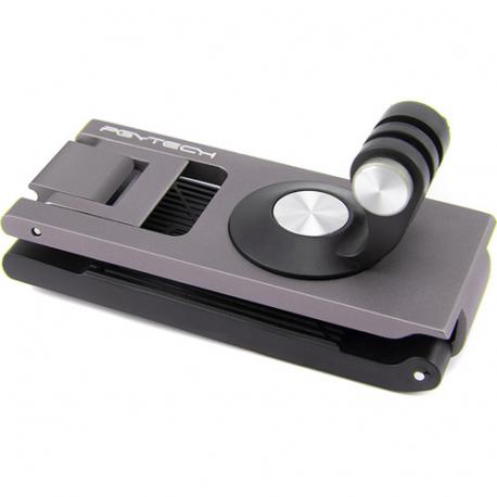 Крепление PGY Tech на рюкзак для DJI Osmo Pocket и экшн-камер, главный вид