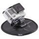 Магнитное крепление для GoPro SP Flex Mount, с камерой