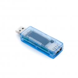 USB-тестер 3-в-1 прямой (крупный план)