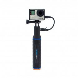 Монопод-зарядка для GoPro - Power Hand Grip (крупний план)