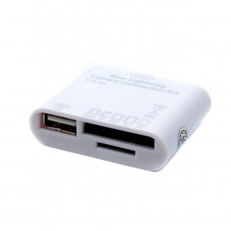Lightning кардрідер для iPad (слот)