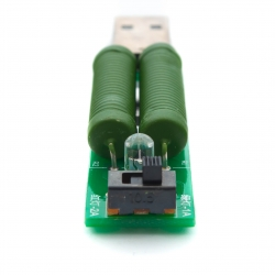 2A/1A resistor for USB-tester