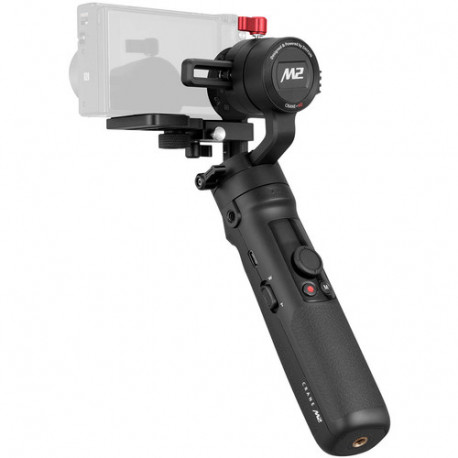 Stabilizer Zhiyun Crane M2 for mirrorless cameras, overall plan