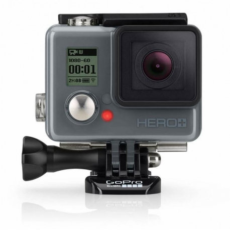 Экшн-камера GoPro HERO+ LCD (вид спереди)
