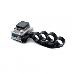 Держатель - кастет для GoPro / Sony (применение)
