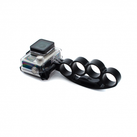 Knuckles holder for GoPro / Sony