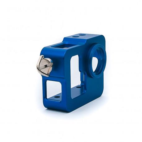 Алюмінієвый корпус для GoPro 3 (блакитний)