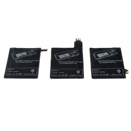 Бездротовий зарядний модуль QI для Samsung (три варіанти)