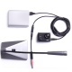 MINI USB 3.5MM EXTERNAL MICROPHONE AND CHARGING CABLE FOR GIT2/GIT2P/G3/F1 ACTION CAMERA