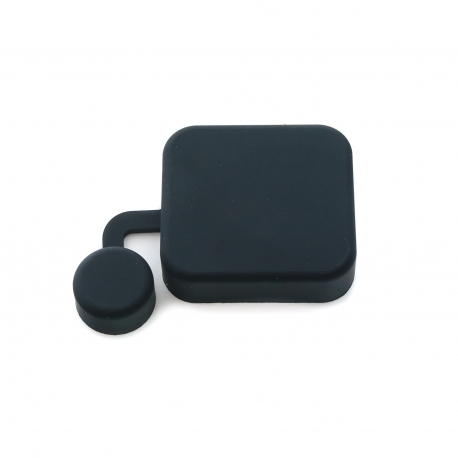 Silicon lens protection for GoPro HERO 4 and 3+