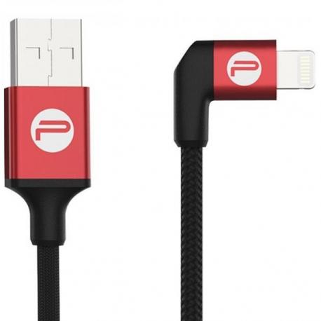 Универсальный кабель PGYTECH для всех пультов DJI (USB A - Lightning), главный вид