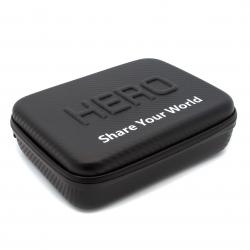 Кейс для GoPro середній під карбон