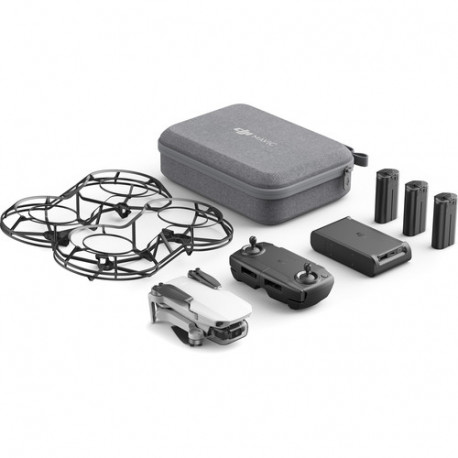 Квадрокоптер DJI Mavic Mini Fly More Combo, главный вид
