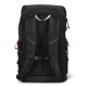 Рюкзак OGIO FUSE 25 BACKPACK, черный вид сзади