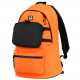 Рюкзак OGIO ALPHA CORE CONVOY 120 PACK, оранжевый с дополнительной сумочкой