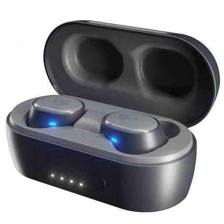 Наушники Skullcandy Sesh True Wireless, черные с зарядным кейсом